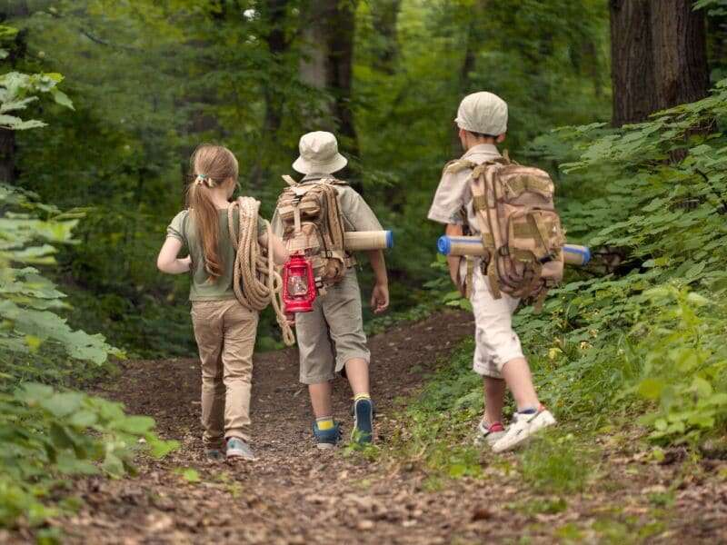 Recommendations developed to prepare children for camp