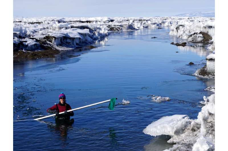 Reframing Antarctica's meltwater pond dangers to ice shelves and sea level
