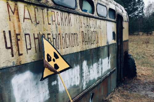 Researchers venture to the Chernobyl Red Forest