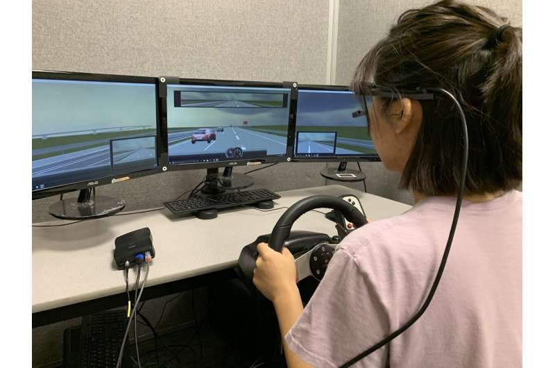 Seeing is believing: Eye-tracking technology could help make driving safer