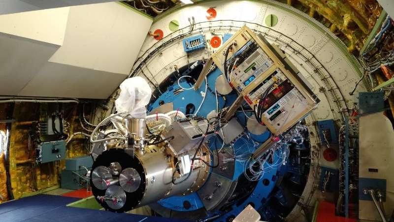 SOFIA in Stuttgart – first scientific research flight over Europe