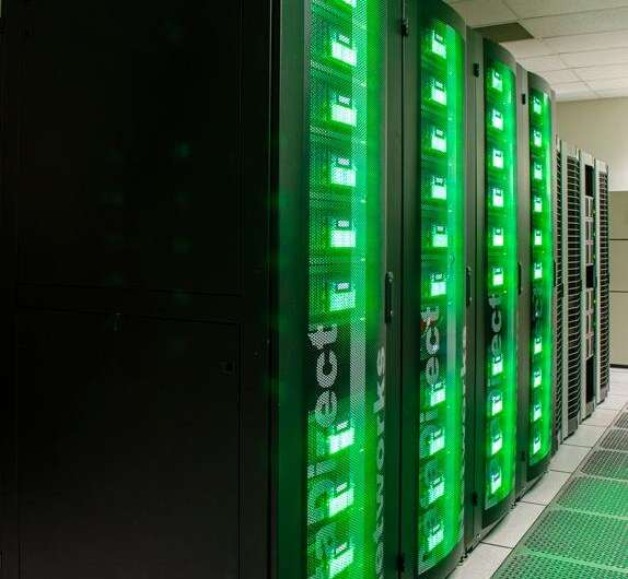 TACC Ranch technology upgrade improves valuable data storage