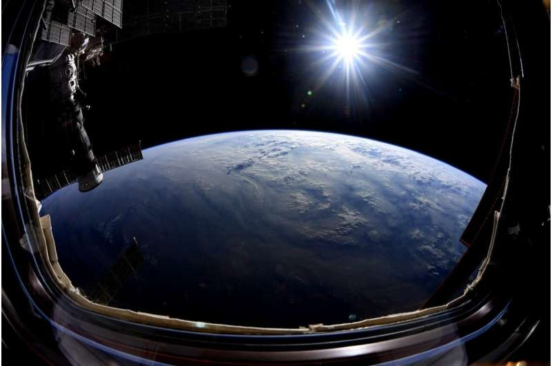 """""""Tumours in Space"""" project studies cancer risk of cosmic radiation"""