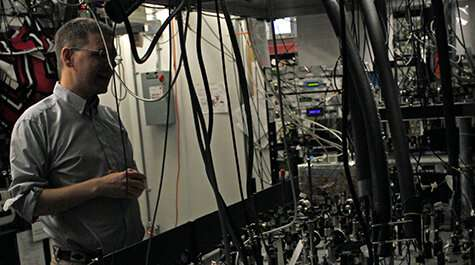 Using ultracold atoms to find WMDs