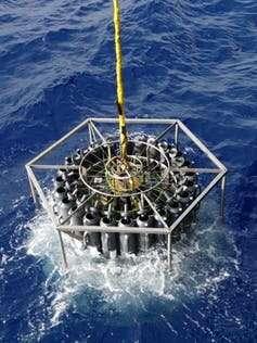 Why we're looking for chemicals in the seabed to help predict climate change