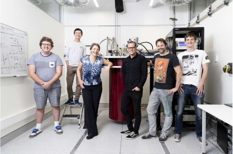 200 times faster than ever before: the speediest quantum operation yet