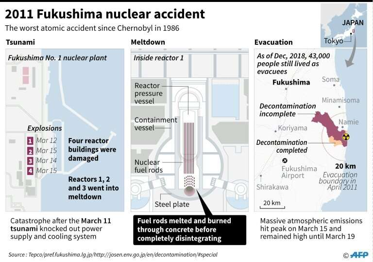 2011 Fukushima nuclear accident