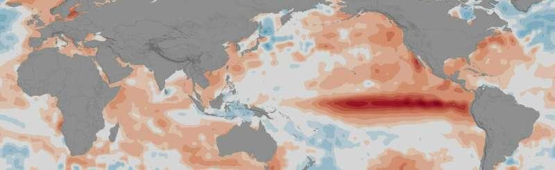 2015-2016 El Niño triggered disease outbreaks across globe