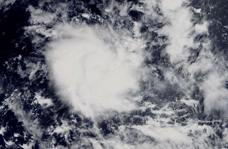 NASA finds Tropical Cyclone Ambali rapidly intensifying