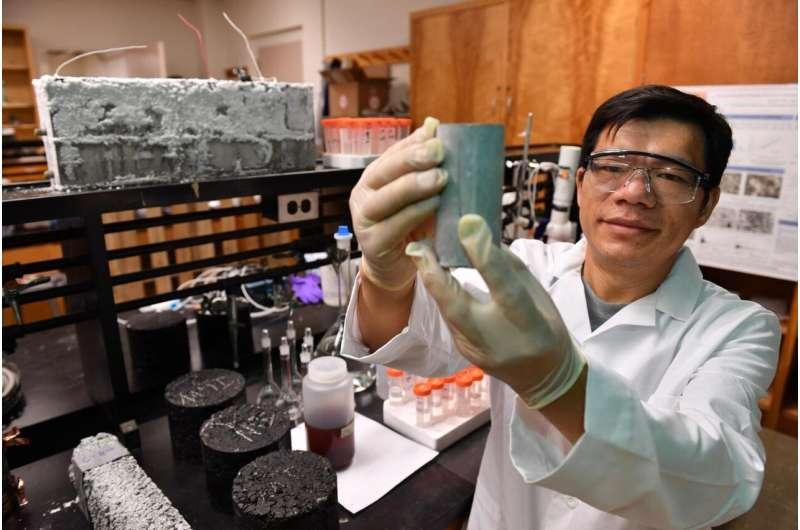 Researchers uncover hidden deicer risks affecting bridge health