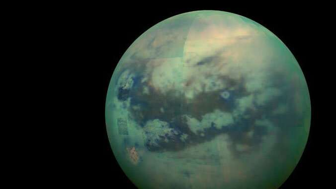 University of Hawaii team unravels origin, chemical makeup of Titan's dunes