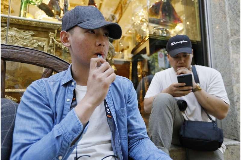 San Francisco weighs 1st US city ban on e-cigarette sales
