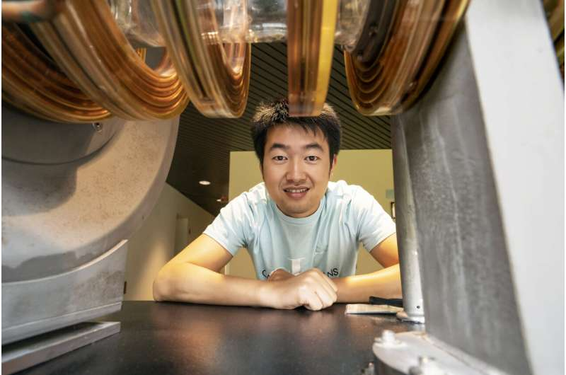 New technique could streamline design of intricate fusion device