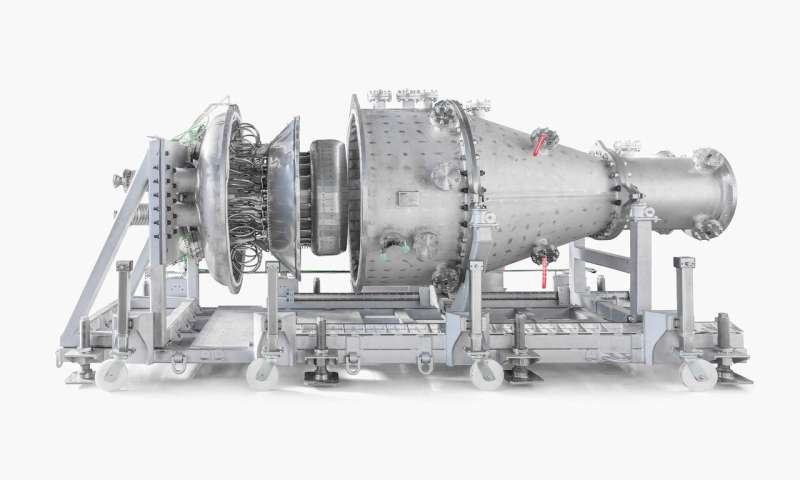 Air-breathing engine precooler achieves record-breaking Mach 5 performance
