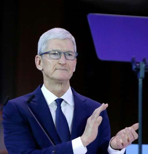 "Apple CEO Tim Cook said recently he would welcome tough US privacy rules and argued that personal data should not be ""weapo"