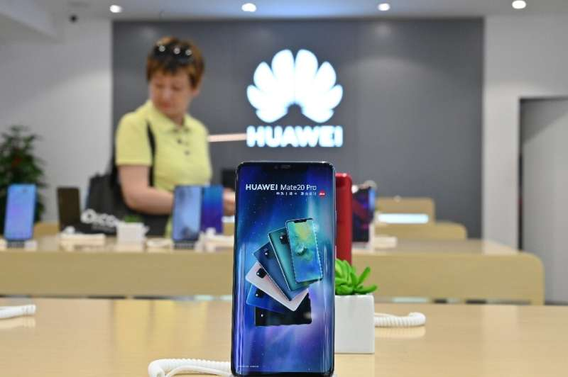 Chinese tech giant Huawei managed to increase smartphone sales in the second quarter but the impact of US sanctions could hit th