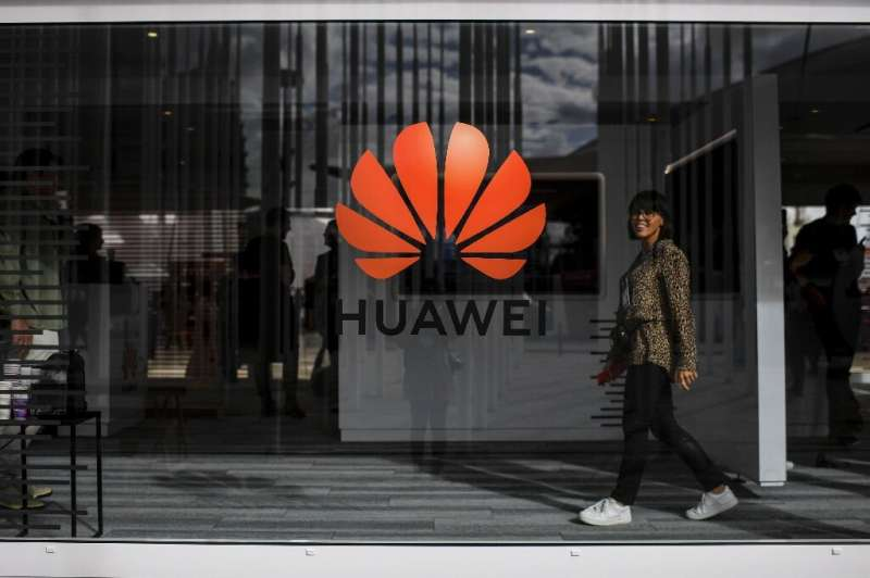 Chinese telecom giant Huawei is on a charm offensive at the biggest European tech gathering, the Web Summit in Portugal