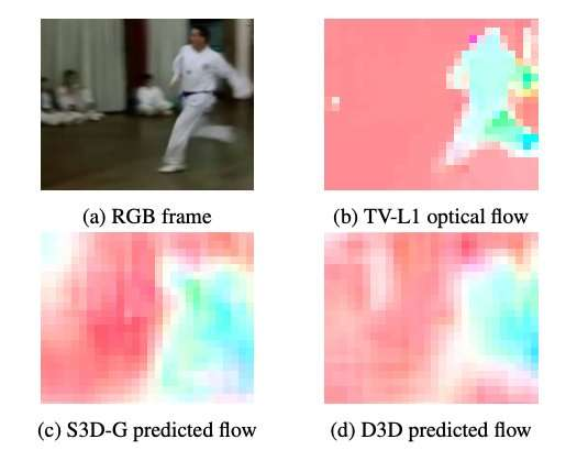 **Distilled 3D (D3D) networks for video action recognition