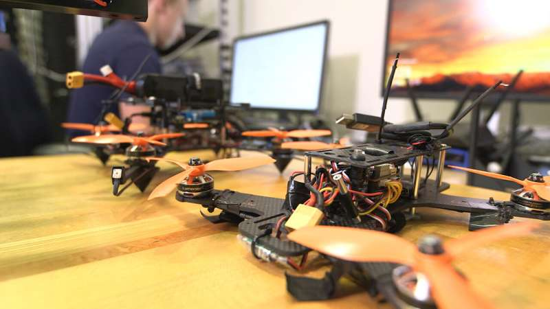 Engineers build drones to test hypersonic tech