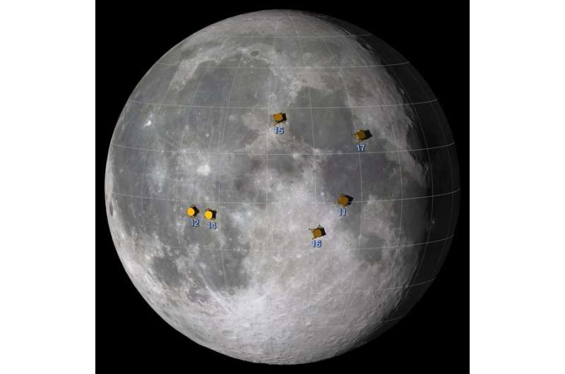 Maps and images at the start of the space race opened the door for lunar and planetary exploration