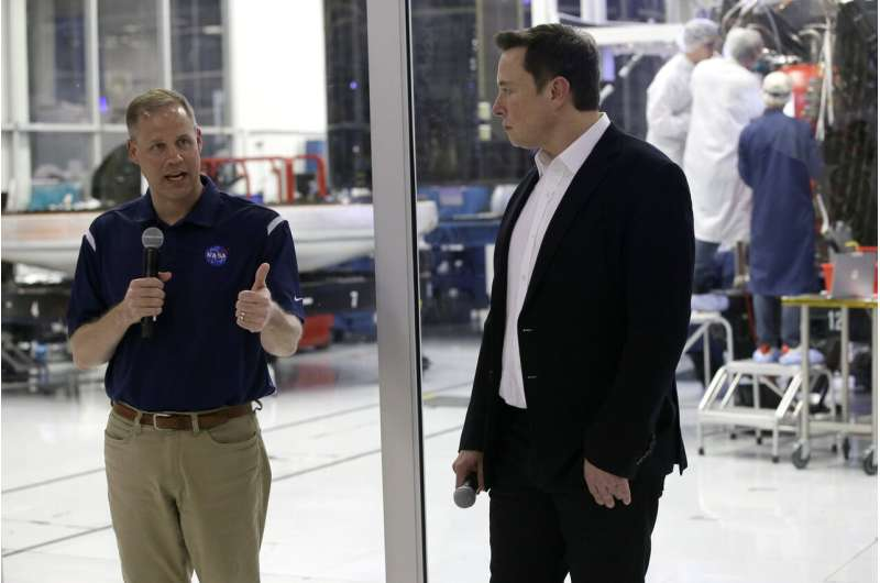 NASA administrator explains Twitter spat with SpaceX