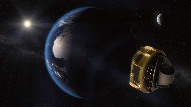 NASA Instrument to Probe Planet Clouds on European Mission