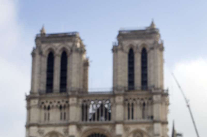 Notre Dame fire wakes the world up to dangers of lead dust
