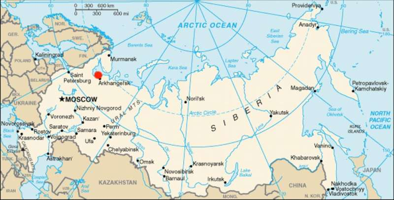 **'Nuclear-powered' missile accident in Russia – what really happened?