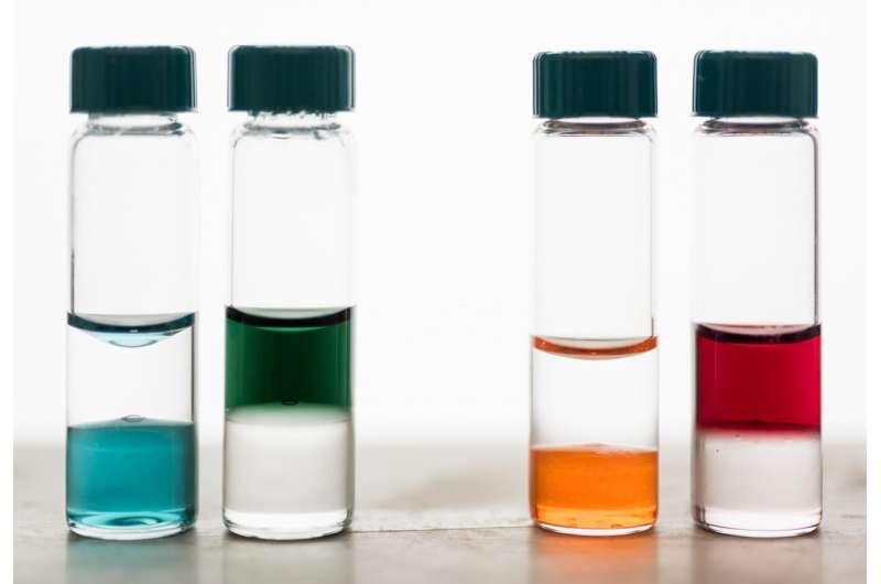 Safer Electrochromic Inks Developed
