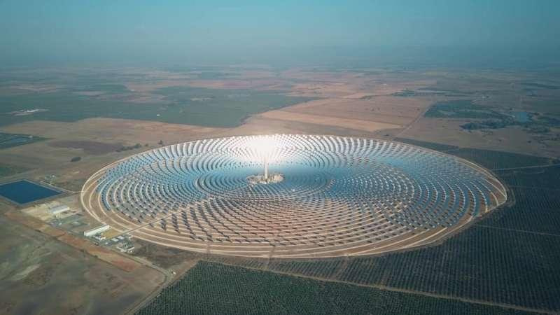 Should we turn the Sahara Desert into a huge solarfarm?