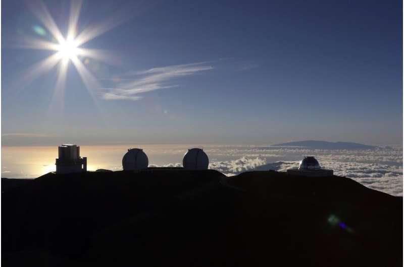 Still blocked from Hawaii peak, telescope seeks Spain permit