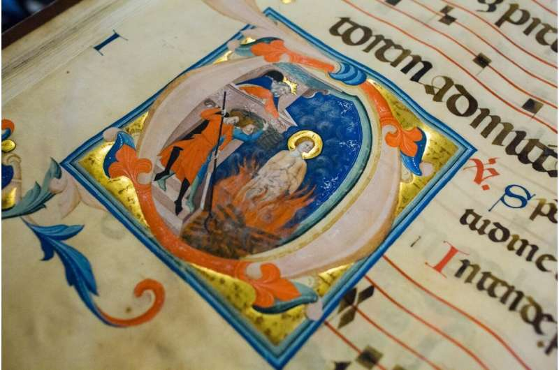 Thousands of medieval manuscripts now online in full color through digitization project