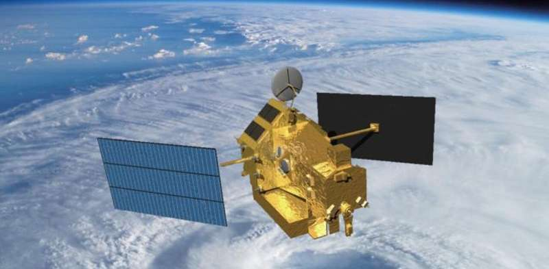 Using satellites to measure water scarcity