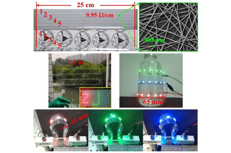New technology poised to lower cost and expand applications for transparent LED screens