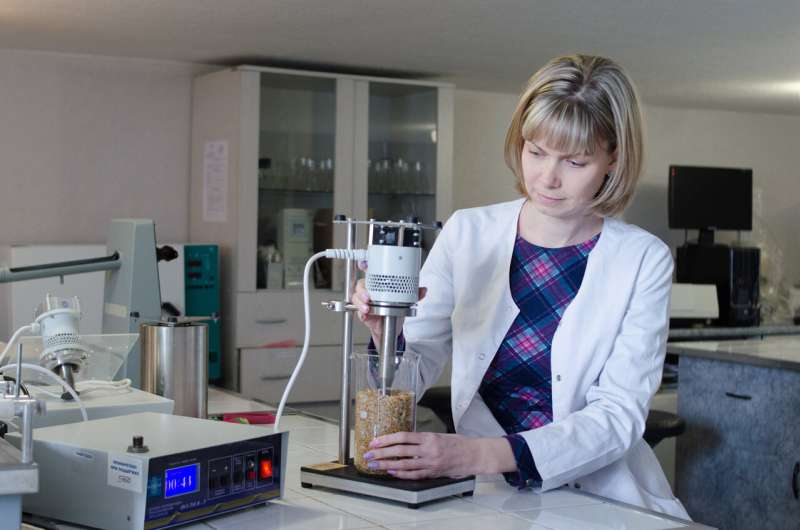 Russian Scientists use ultrasound to increase grain harvest