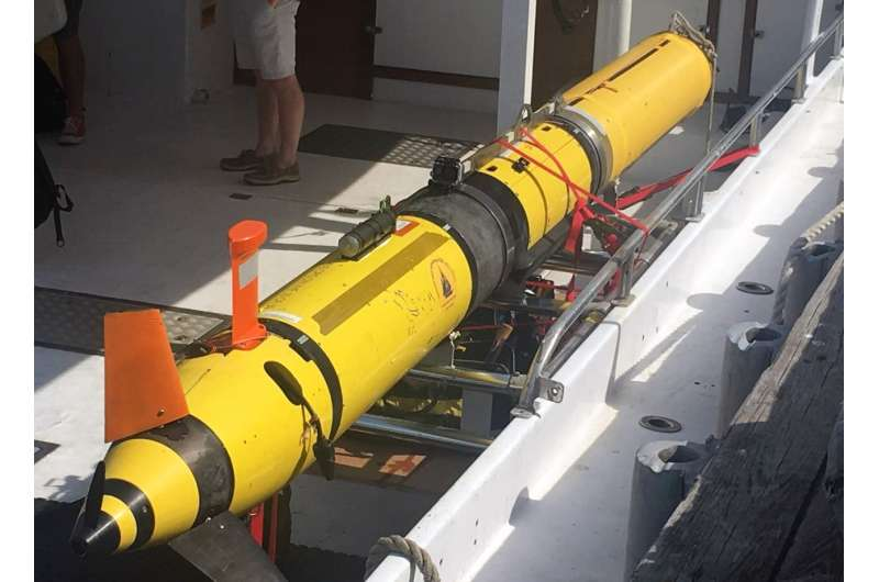 Researchers test ocean robots to make subsea cable surveys faster and cheaper