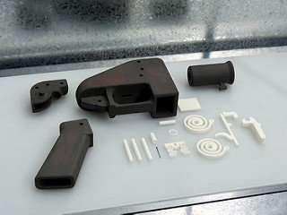 3-D-printed guns may be more dangerous to their users than targets