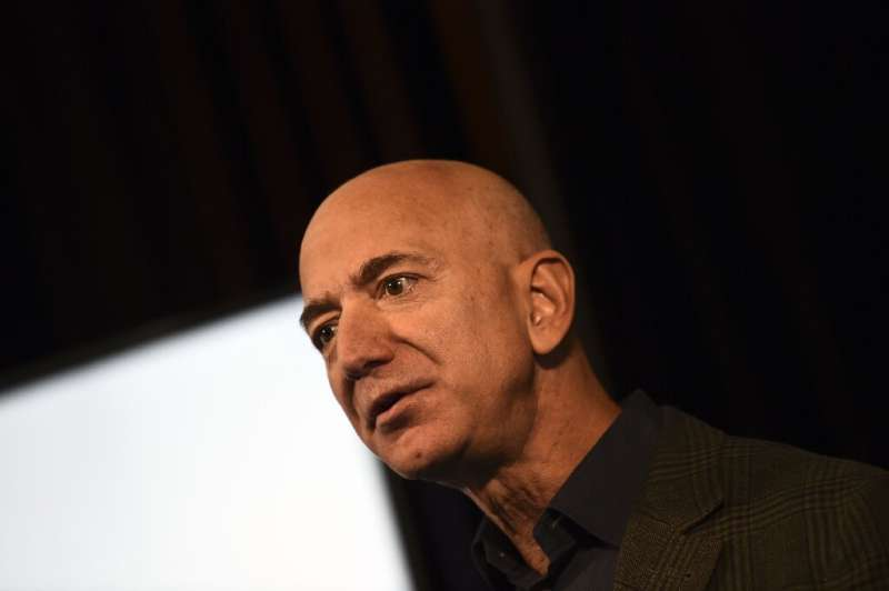 Amazon CEO Jeff Bezos said fast delivery is more energy efficient because it requires items to be warehoused closer to the custo