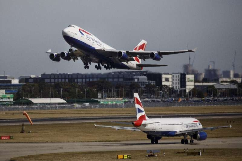 British Airways pilots held a walkout in September for the first time in the airline's history