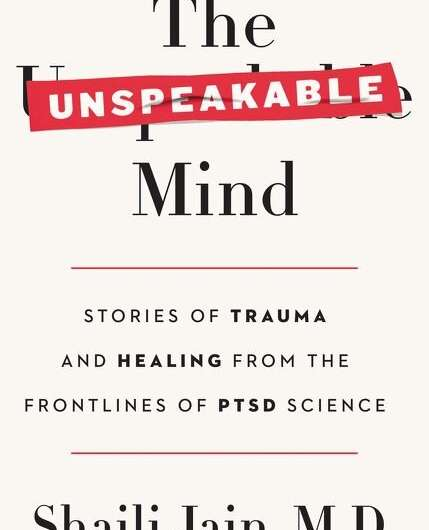 Expert discusses misconceptions about PTSD