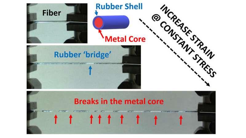 Researchers engineer a tougher fiber