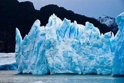 Research examines new links between retreating glaciers and global warming
