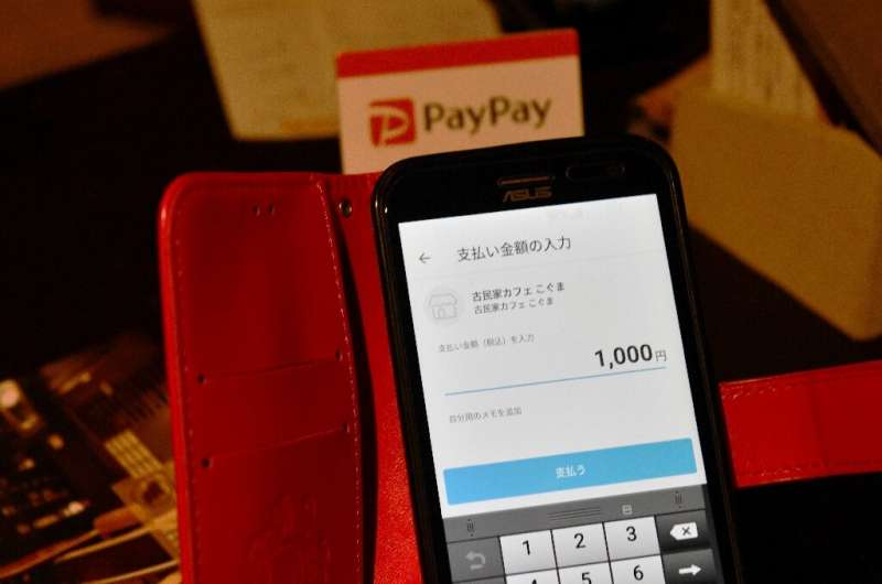 The government is looking to double the use of electronic payments to 40 percent by 2025, and hoping a flood of visitors for the