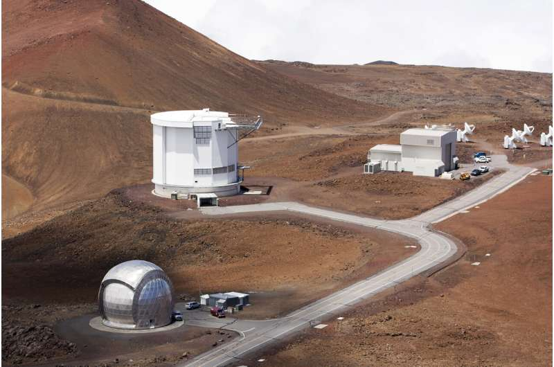 Amid protest, Hawaii astronomers lose observation time