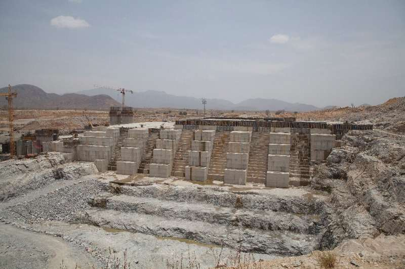Construction of the Grand Ethiopian Renaissance Dam began in 2012 but the controversial project has raised concern in Egypt whic