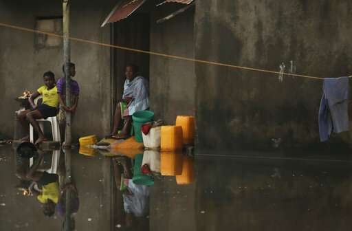 Mozambique city battled climate change, then came a cyclone