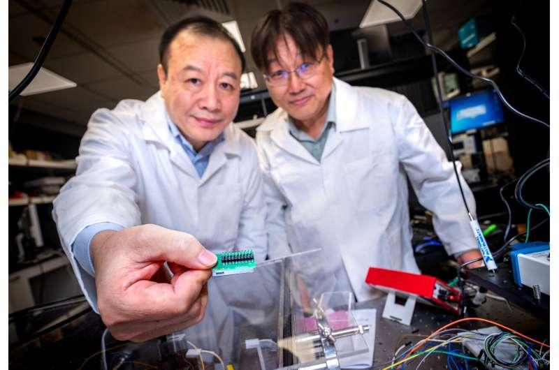 NTU Singapore researchers create quantum chip 1,000 times smaller than current setups