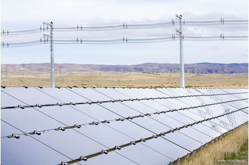 Researchers gain key insight into solar material's soaring efficiency