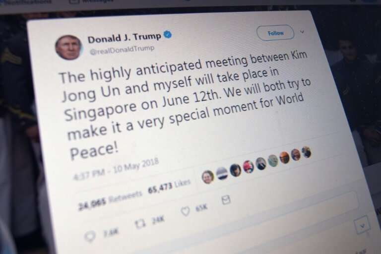 US President Donald Trump's tweets, which sometimes have been seen as abusive, could get special labels on Twitter if they viola