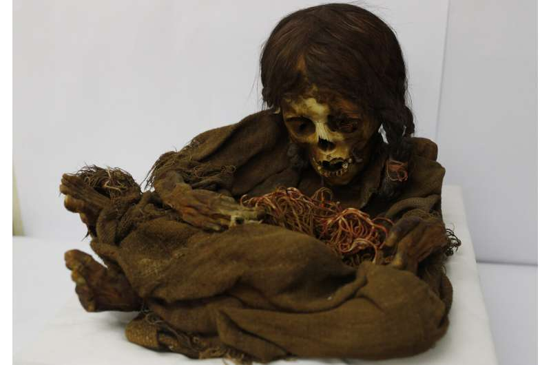 500-year-old mummy of Incan girl returns to Bolivia